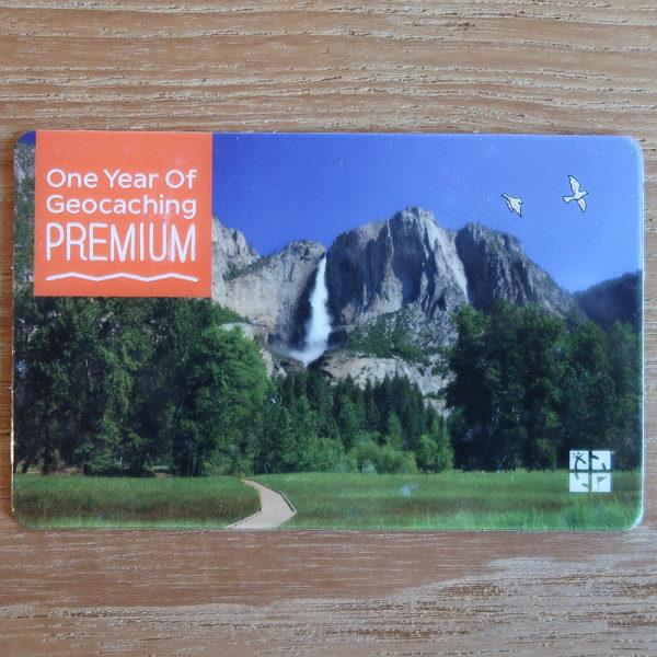Geocaching Premium Mitgliedschaft