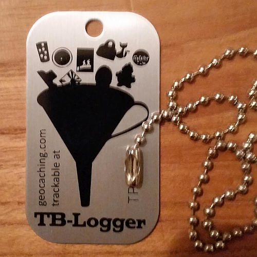 TB-Logger Travel Bug Travelbug front