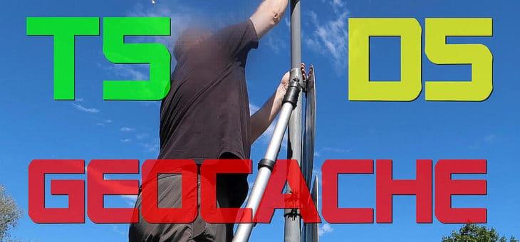 So einfach kann ein T5 D5 Geocache sein.