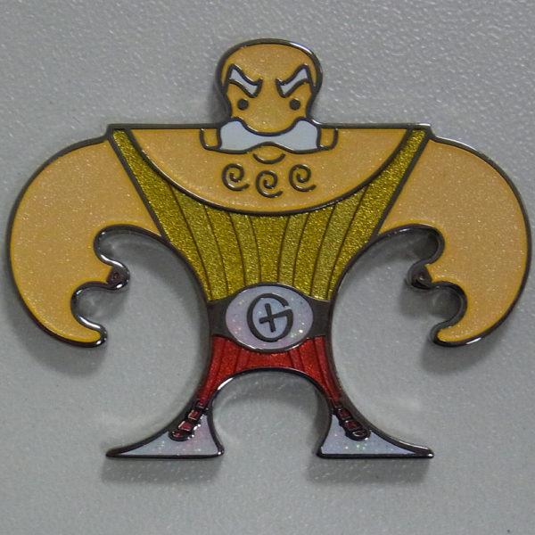 Strongman Minzi Front