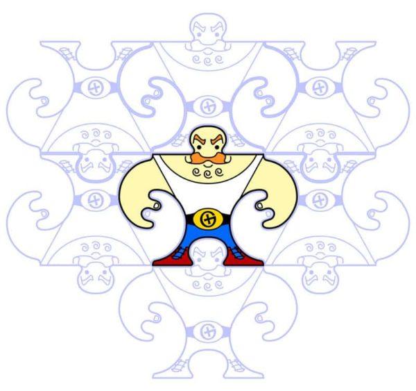 strongman artwort