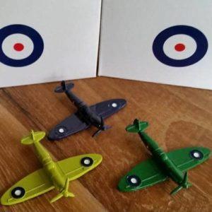 Avroair 3 Spitfire