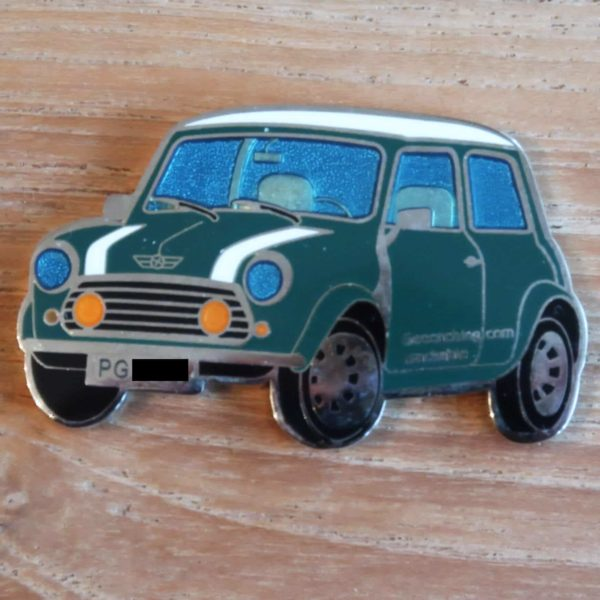 Mini Grün Front