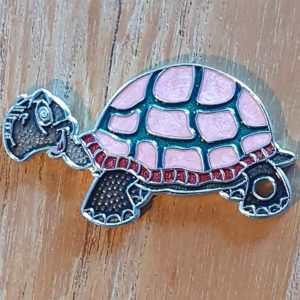 Geocoin Geo Turtle